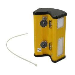 Protecciones industriales--Sistema de detección de colisión