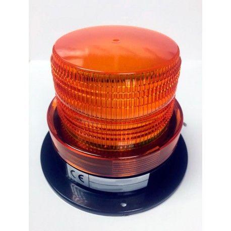 Faros y espejos de seguridad--Faro Rotativo 12-110V