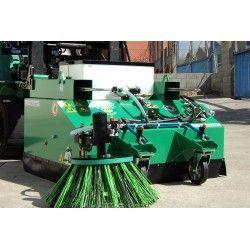 Barredoras y cepillos--Barredora Industrial TY-1200