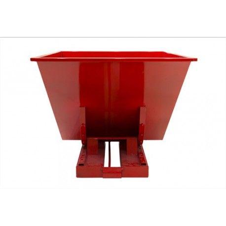 Tolvas--Tolva Basculante 900L y 2000kg