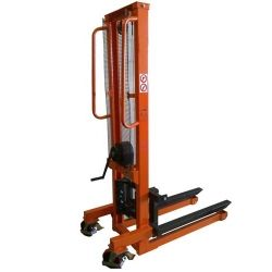 Manual stacker 500kg to 1560mm (crank)