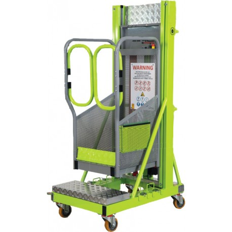 Plataformas--Plataforma Elevadora 3m-120/200kg