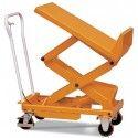 Mesa Elevadora Manual 400kg (inclinable)