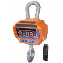 Pesaje--Gancho pesador con pantalla 1000-5000Kg