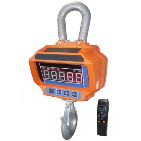 Pesaje--Gancho pesador con pantalla 1000-5000 Kg