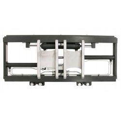 Sobre tablero: volteadores, pinzas,…--Posicionador de Horquillas FEM2 con Desplazador para carretilla elevadora