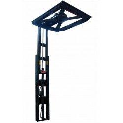 Sobre tablero: volteadores, pinzas,…--Estabilizador de carga para carretilla elevadora