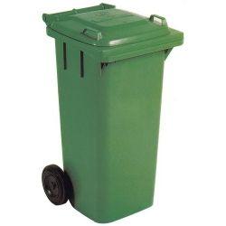 Bidones de plástico y chapa--Cubos de basura 240L.