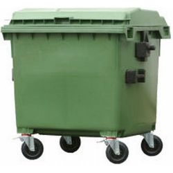 Garbage Cans of 800L.