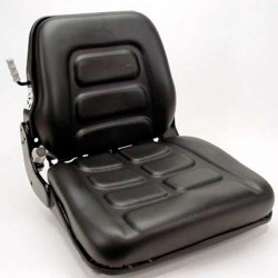 Adjustable Semi-suspension seat for forklift