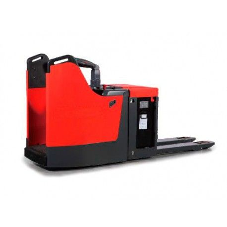 Electric pallet truck 2,000 Kg with fixed platform