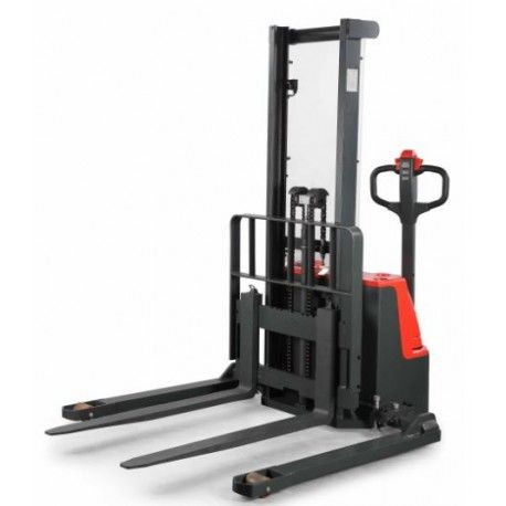 Electric stacker 1500 Kg retractable mast