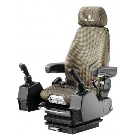 Grammer Actimo M seat for construction