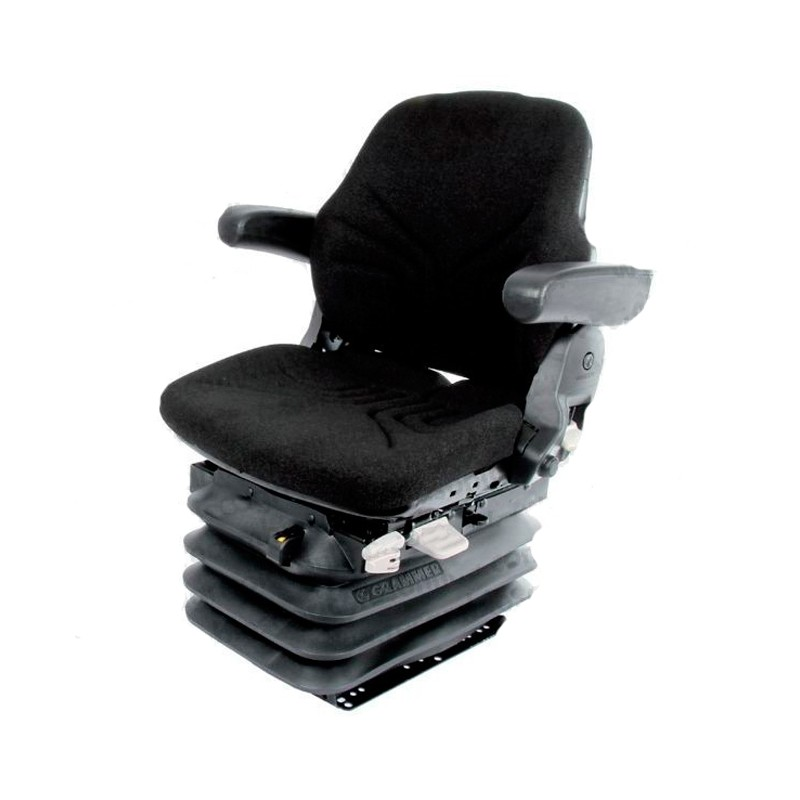 Grammer Special Edition seat for agricultural machinery