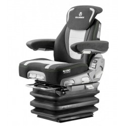 Grammer Maximum Evolution Dynamic seat for agricultural machinery