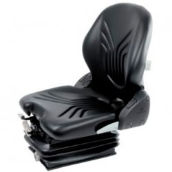 Compact Basic M Grammer seat for agricultural machinery