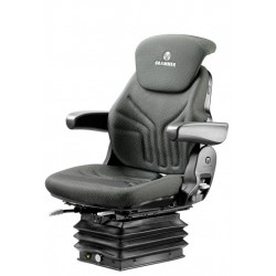 Compact Comfort W Grammer seat for agricultural machinery
