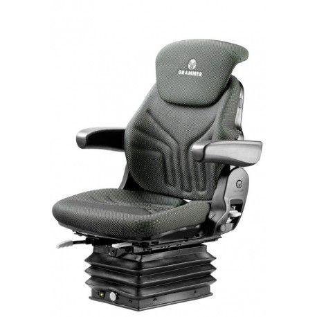 Asientos y sus accesorios--Asiento Grammer Compacto Confort W para maquinaria agrícola