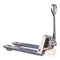 Transpaletas inox y galvanizadas--Transpaleta 1150x520mm (galvanizada)
