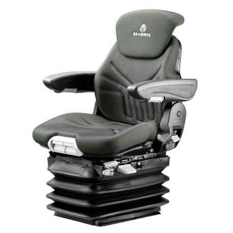 Asientos y sus accesorios--Asiento Grammer Maximo Comfort Plus para maquinaria agrícola