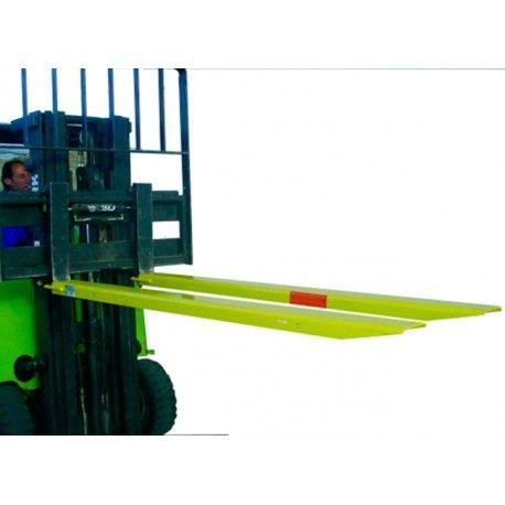 Horquillas y sus accesorios--Alargador de horquillas 100mm de ancho para carretilla elevadora