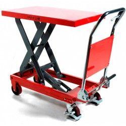 Table élévatrice manuelle 500 Kg à 880 mm