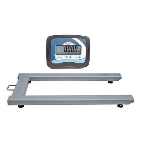 Pesaje--Plataforma de pesaje para palets