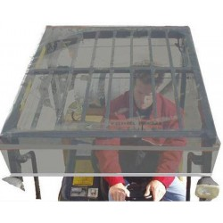 Accesorios de cabina--Protector solar carretilla