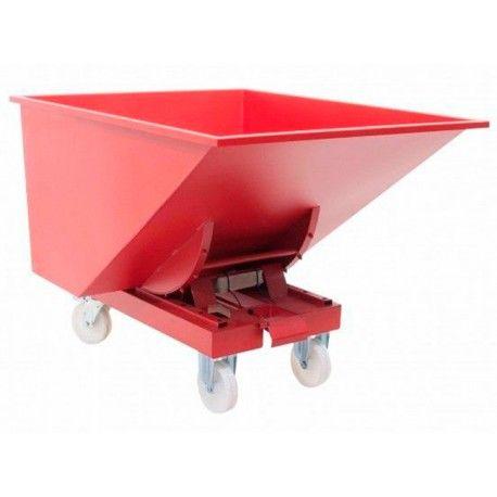 Tolvas--Tolva basculante 765L (con ruedas nylon)