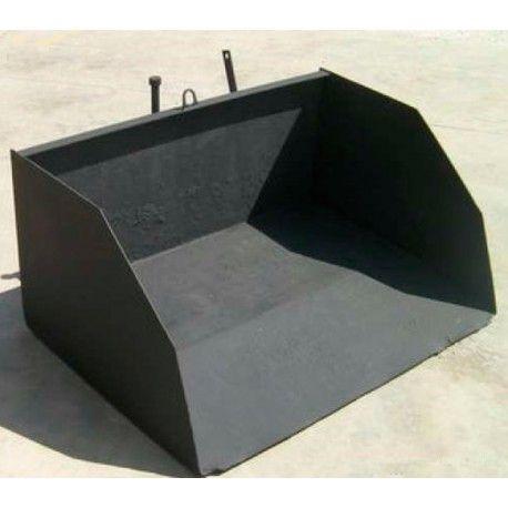 Tolvas--Cuchara mecánica 400L
