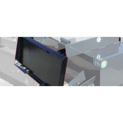 Barredoras y cepillos--Enganche Barredora para Minicargadora SSL