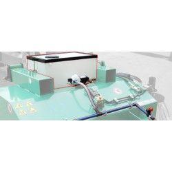 Barredoras y cepillos--Sistema de Riego Barredora Industrial