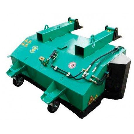 Barredoras y cepillos--Barredora Industrial TY-1500