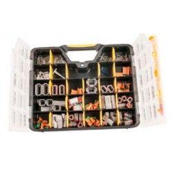 Baterías y accesorios--Caja de terminales de cable