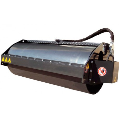 Rulos Compactadores--Rodillo Compactador Liso TY-1550