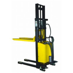 Semi electric stacker 1000kg to 2500mm
