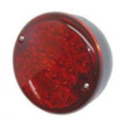 Faros y espejos de seguridad--Faro giratorio Led rojo trasero