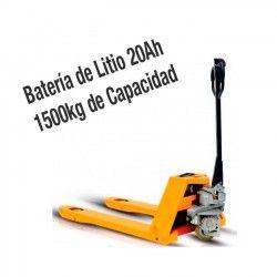 Transpaleta compacta 1150x540 (Semieléctrica)