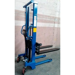 Manual stacker 1000kg to 1600mm