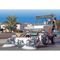 Self-loading Dumper Sweeper