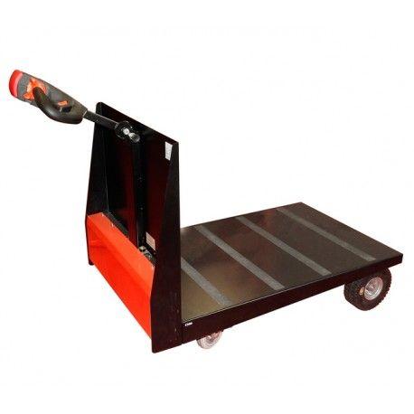 Plataformas Rodantes--Plataforma autopropulsada 300kg