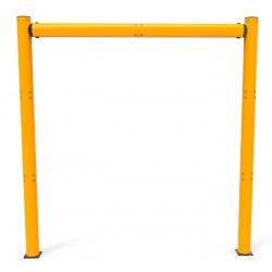 Protecciones industriales--Restrictor de altura para puertas