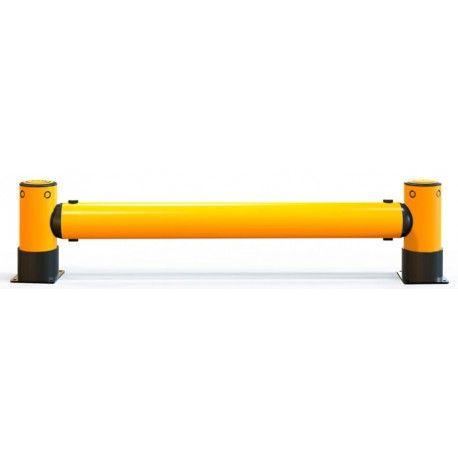 Protecciones industriales--Barrera para estanterías superior