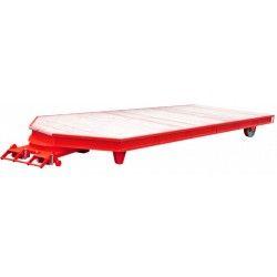 Sobre tablero: volteadores, pinzas,…--Remolque industrial 5.000 kg para carretilla elevadora