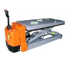 Table with Translation and Electric Lift 2000kg
