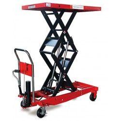 Mesa Elevadora Manual 1000kg a 1700mm