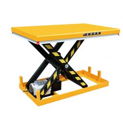 Mesas Eléctricas-Tymbia Solutions-Mesa Elevadora Eléctrica 1000kg a 990mm de 1300x820mm