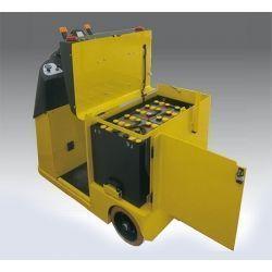 Vehículo de arrastre alta capacidad 4.000kg