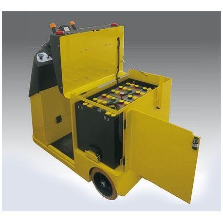 Arrastre de cargas--Vehículo de arrastre alta capacidad 4.000kg