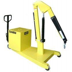 Manual Counterbalanced Crane